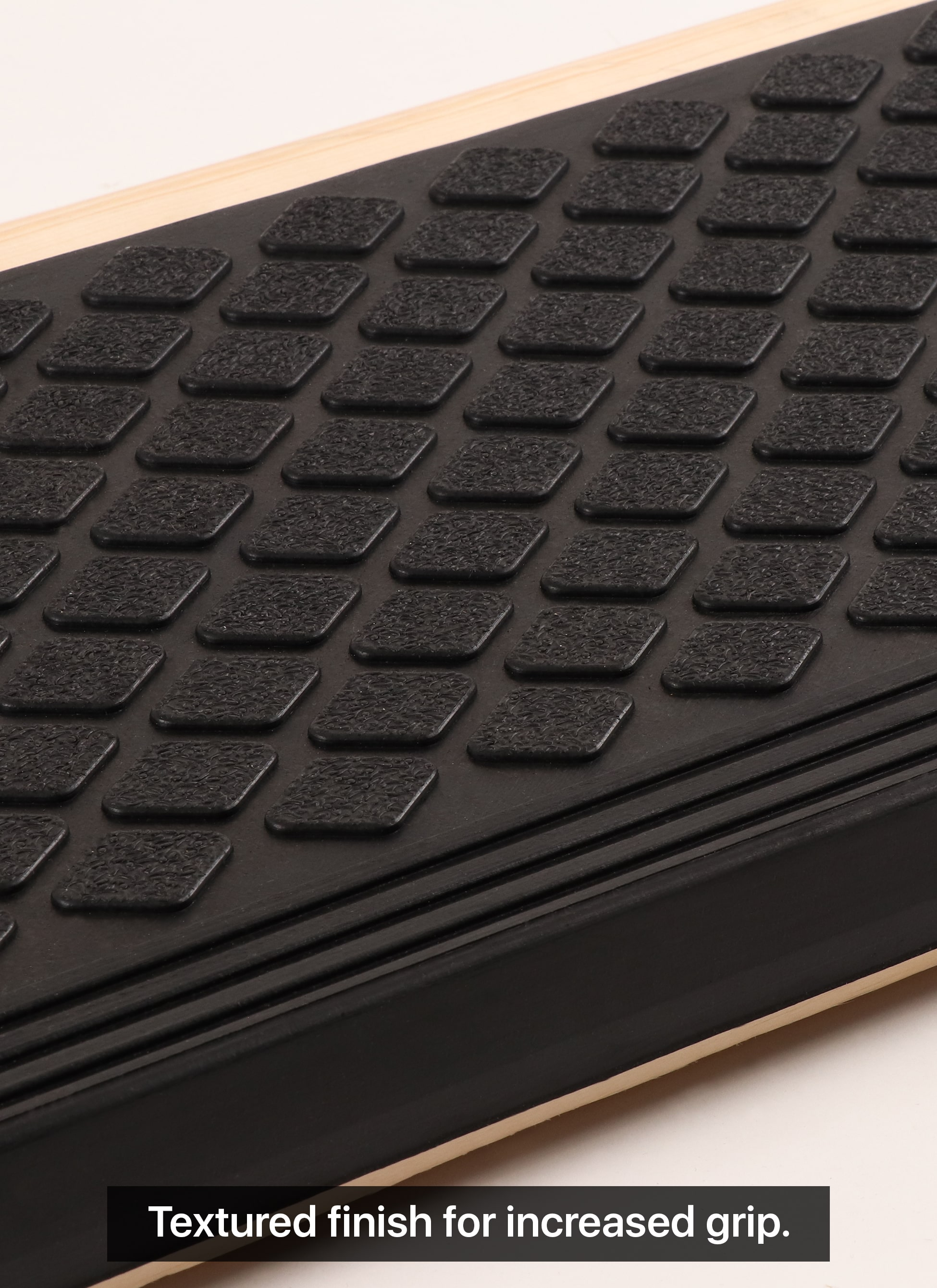 Rubber Stair Treads Non Slip Outdoor 35 X10 5 Pack Anti Slip Step Mat With Nosing Finehous